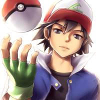 Pokemon - Ash by Hananon