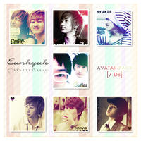 eunhyuk icons by fancyhollow