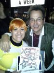 Kevin Eastman and I by YoruichiNyow