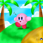 Kirby by Amy-Oh