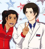 [APH] -Indonesia + N. Korea (AT) by PhyroNite