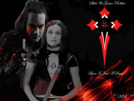 Shilo And Graverobber by Missykat90