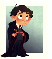 Neville Longbottom by Prydester