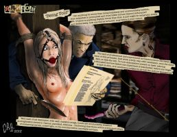 rAnSoM Series ~ Being Told by CeeAyBee