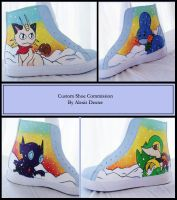 Custom Shoes - PMD by Sparkle-And-Sunshine