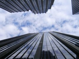 New York City Buildings by hcisme123