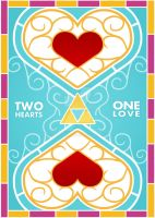 Two Hearts, One Love by ever-so-excited