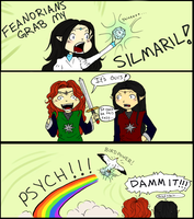 GRAB MY SILMARIL by avi17