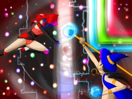 Those who fight. by The-OneChanbara