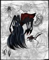 .:The Queen of black souls:. by war-armor