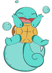 Squirtle by ilikeicecream45
