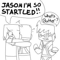 What's butter? by Gameaddict1234