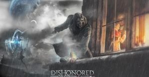 Dishonored Game Wallpaper by briorey