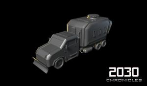 War Truck - 2030 Chronicles by mhofever