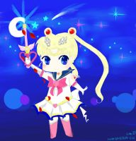 Chibi Sailor Moon by WinterEden
