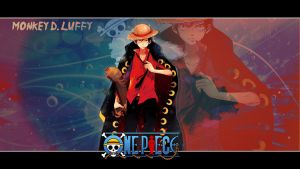 Monkey D. Luffy Wallpaper by Sartorelli