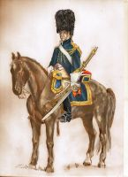 French Grenadier a Cheval 4 by mr-macd