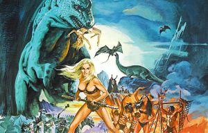When Dinosaurs Ruled Earth by peterpulp