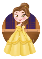 Belle by Inehime