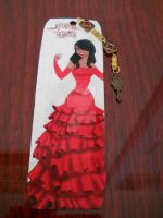 Isabella princess bookmark by SamuelDesigns