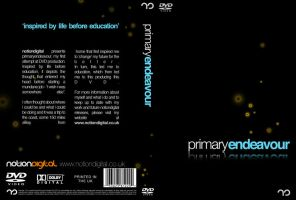 DVD Cover by notiondigital
