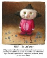 Willay the lint tamer by Masscape