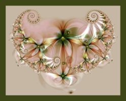 Spiraled Flowers by denise-g