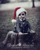 Baby Jack Skellington by LockedIllusions