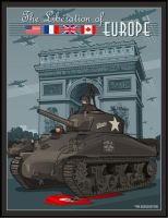 The Liberation of Europe by yankeedog