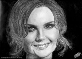 Emily Deschanel by anmeher
