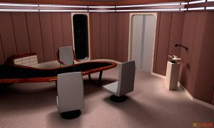 captain's ready room by ACXtreme
