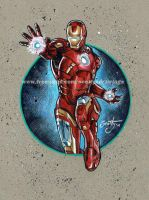 Ironman MKVII(2014) by scotty309