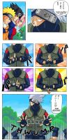 Naruto: Kakashi's Technique.. by Risachantag