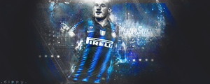 Sneijder Wes by HararyDP