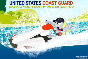 USCG Derpy by FirstAwesomePlatoon