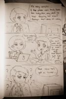 chibi SPN: You're watching porn?! by katsempire