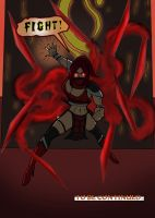 Mortal Kombat Issue #1 Page 24 by MarcusSmiter