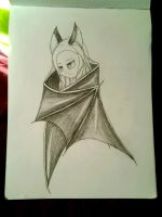 Bat wings by Moonshine92