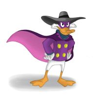 Darkwing Duck by AbsoL-G