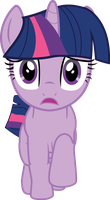 Running Scared Twilight Vector by P0nies