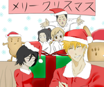 ICHIRUKI-CLUB CONTEST: Christmas Feast! by PeachBerryDivision