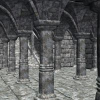premade  background room 09 by Ecathe