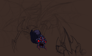 Broodmother - WIP by Dsurion