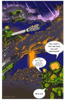 Halo Comic by Typthis