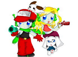 Cave Story by purplemagechan