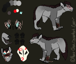 Zanchi Refrence Sheet by SickAede