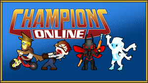 My champions online wallpaper by philman401
