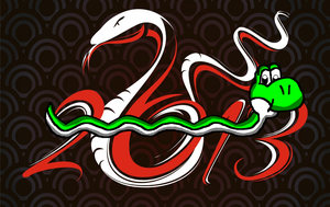 Year of the Snake by sonicsmash328