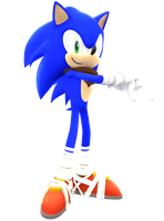 Another Sonic boom render! by Nibroc-Rock