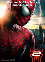 [POSTER] The Amazing Spider-man 2 / Fan Made #4 by WibblySpidey